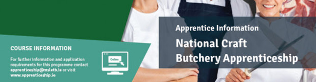 MSLETB launches the National Craft Butcher Apprenticeship
